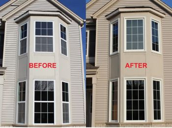 Vinyl Siding Installation by American Window & Siding Inc